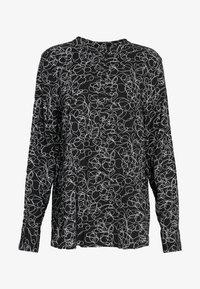 Bruuns Bazaar - SKETCH INGLIS - Camicetta - black - 4