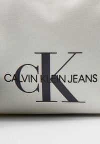 Calvin Klein Jeans - CAMERA BAG  - Across body bag - white - 4