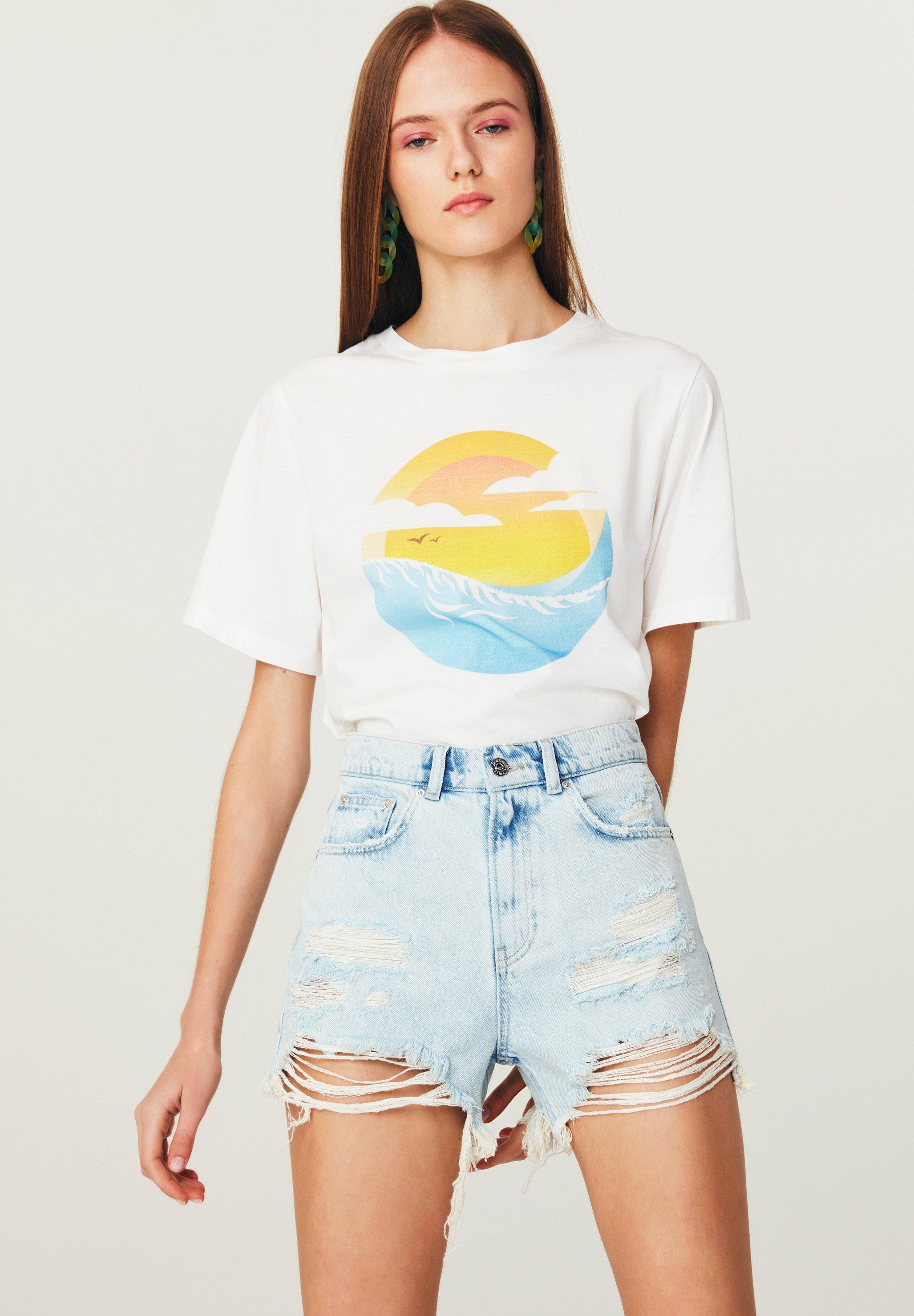 Damen CASUAL GRAPHICS - T-Shirt print