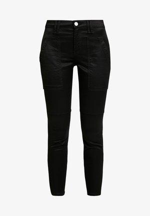 AMELIE - Skinny džíny - black