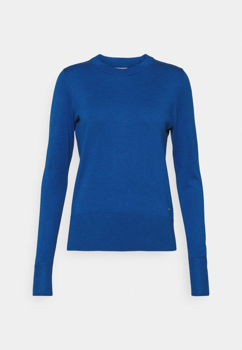 Lindex - TAYLOR - Jumper - light dusty blue