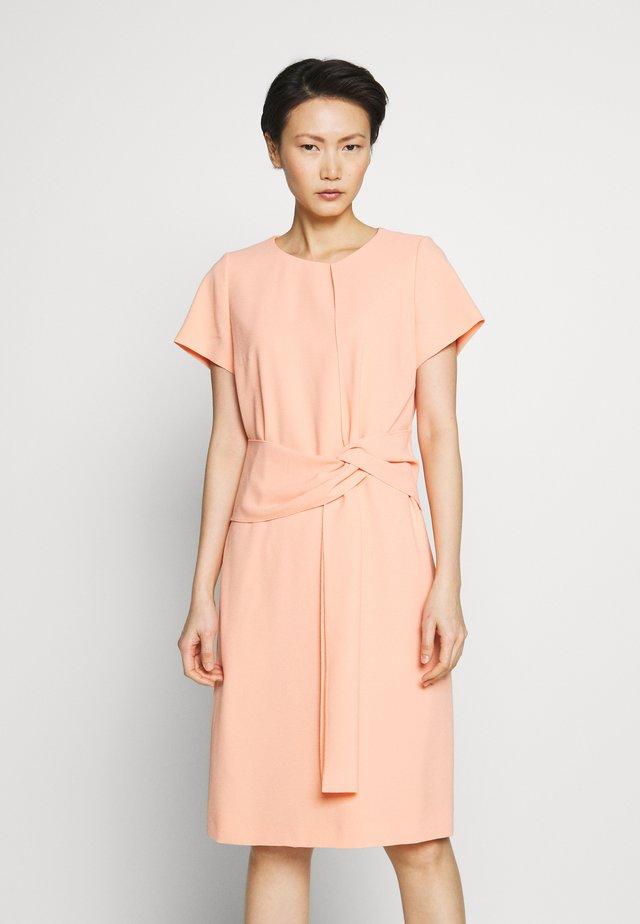 KILONE - Cocktail dress / Party dress - light/pastel orange