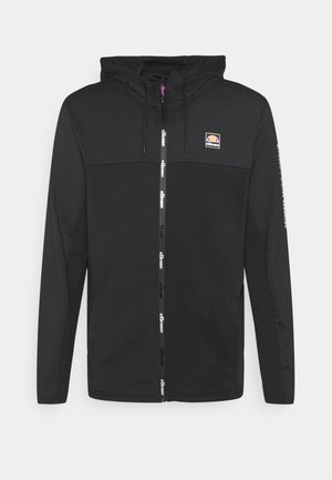 JATIA JACKET - Zip-up hoodie - black