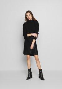 Second Female - EDDY SHORT SKIRT - A-line skirt - black - 1