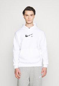 Nike Sportswear - HOODIE PO AIR  - Sweatshirt - white - 0