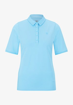 Polo shirt - hellblau