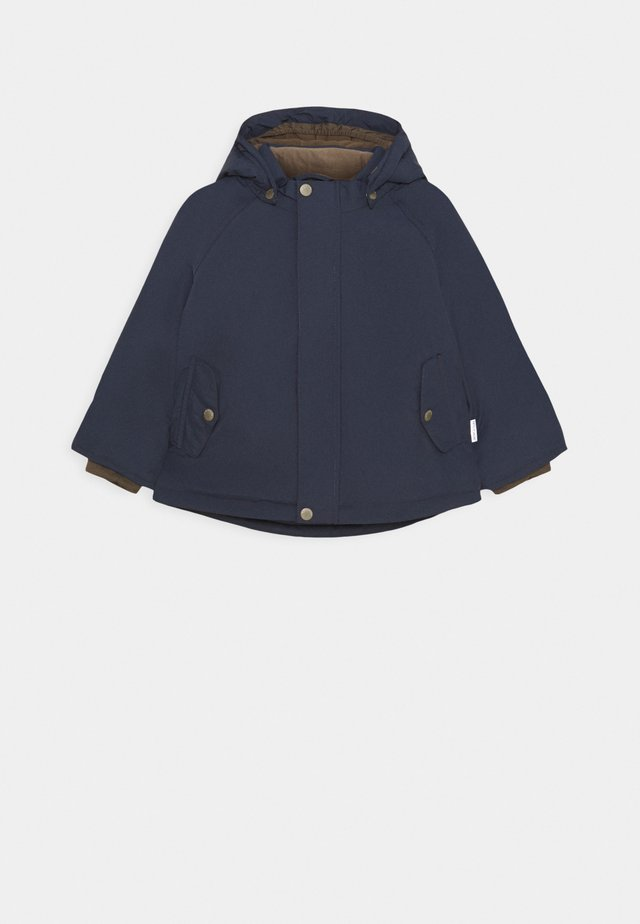WALLY JACKET UNISEX - Giacca invernale - blue nights
