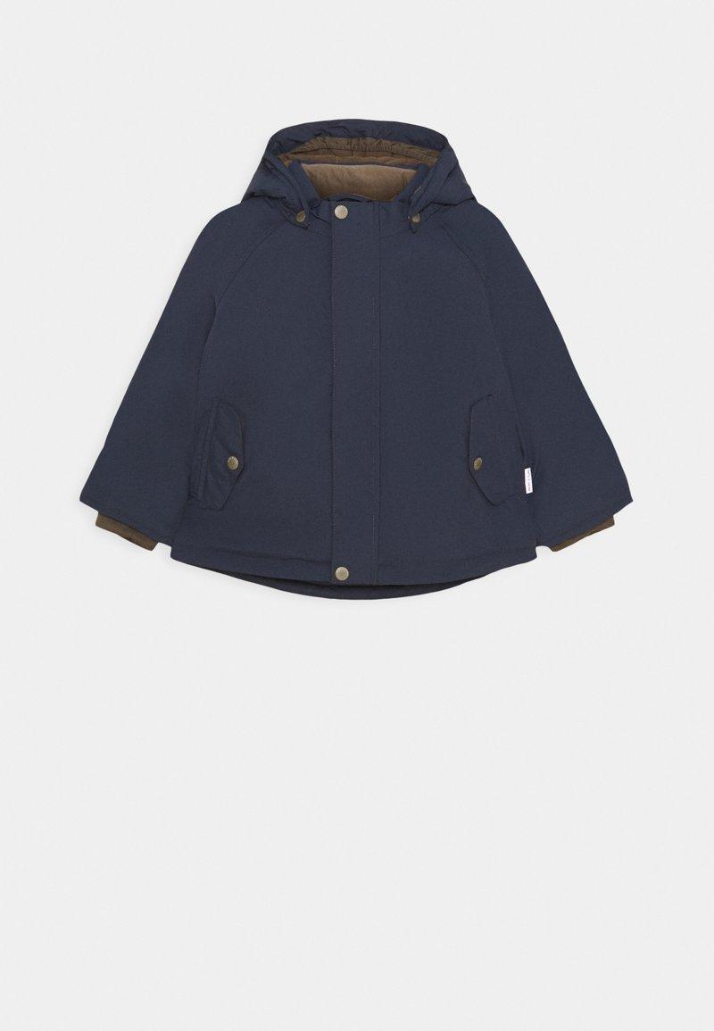 MINI A TURE - WALLY JACKET UNISEX - Winter jacket - blue nights