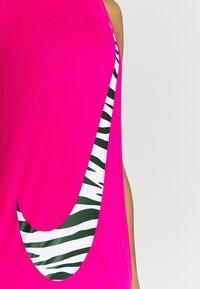 Nike Performance - DRY TANK ICON CLASH - Camiseta de deporte - fireberry - 4