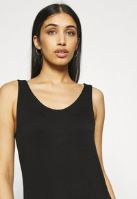 Vila - VIDINA DRESS - Maxi dress - black - 4