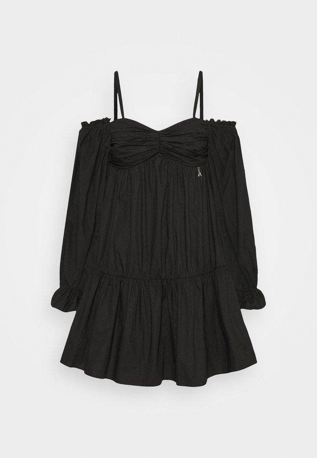 ABITO DRESS - Korte jurk - nero