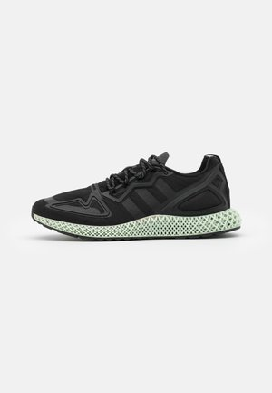 ZX 2K 4D UNISEX - Matalavartiset tennarit - core black