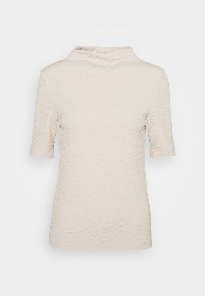 Pieces - PCGRACELIA - Print T-shirt - birch