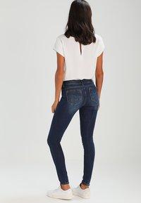 G-Star - MIDGE ZIP MID SKINNY  - Jeans Skinny Fit - neutro stretch denim - 2