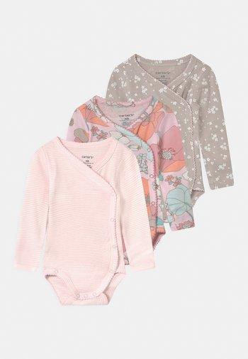 3 PACK - Body - multi-coloured/light pink