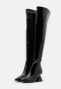 RAID - SPIRAL - Over-the-knee boots - black - 2