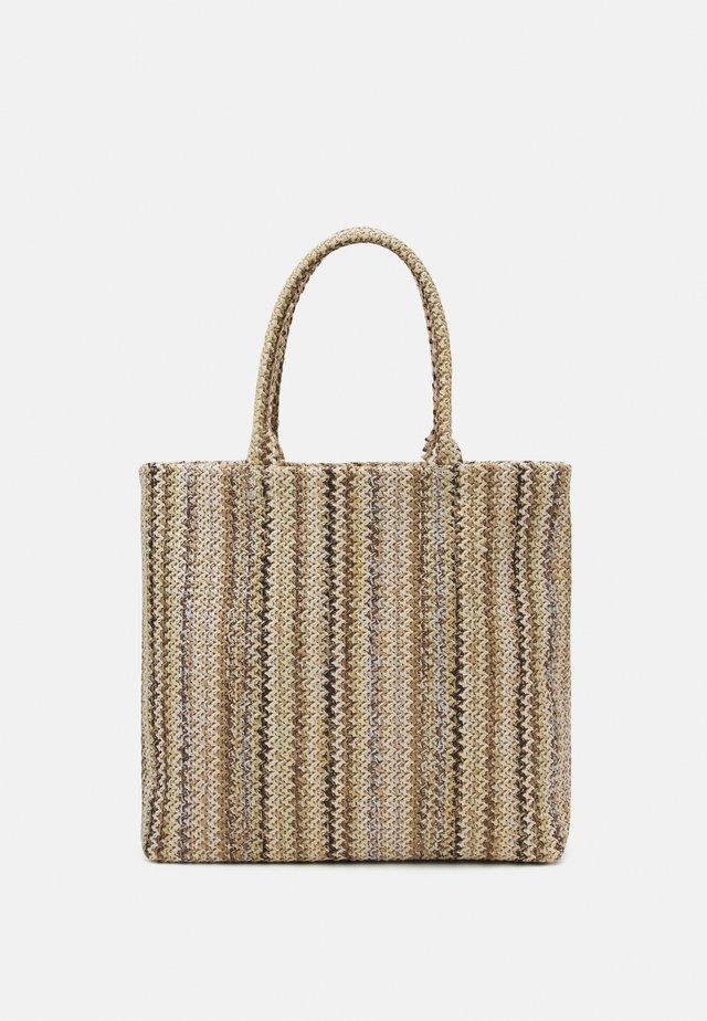 PICNIC SHOPPER - Shopping bag - sand
