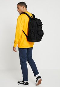 Element - CYPRESS RECRUIT BACKPACK - Sac à dos - all black - 1