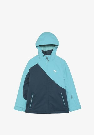 ABELLA JUNIOR - Ski jacket - ocean green