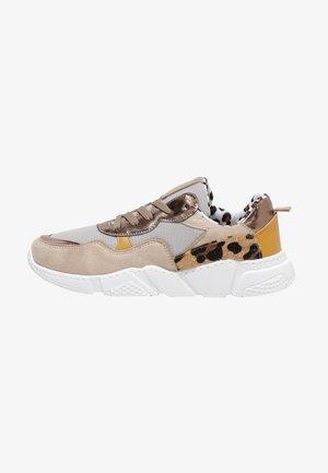 FASHION  - Sneakers laag - beige
