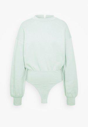 BODY - Sweatshirt - dusty green