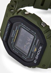 G-SHOCK - LAYERED BEZEL - Digital watch - green - 4