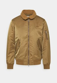 Bomber Jacket - brown