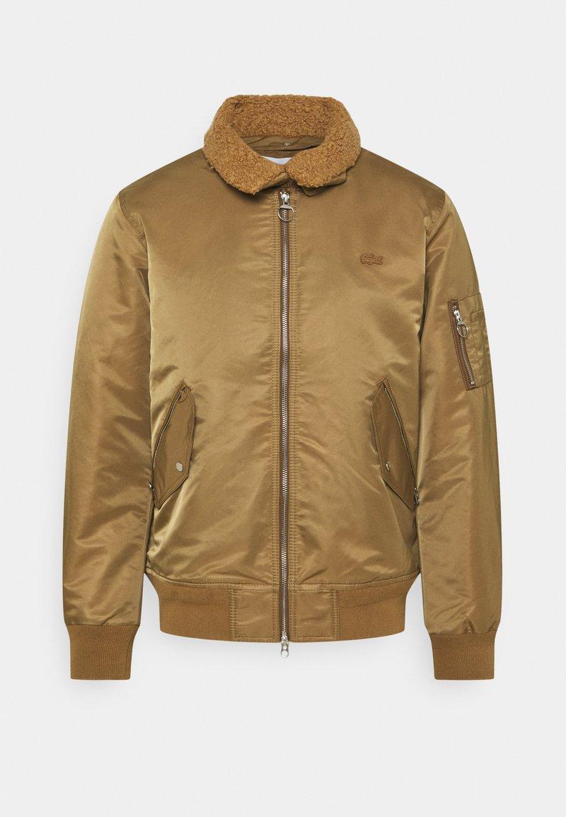 Lacoste - Bomberjacks - brown