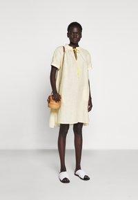 MAX&Co. - DILUIRE - Vestito estivo - sunshine yellow - 1