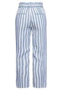 Marc Aurel - Trousers - blue varied - 5