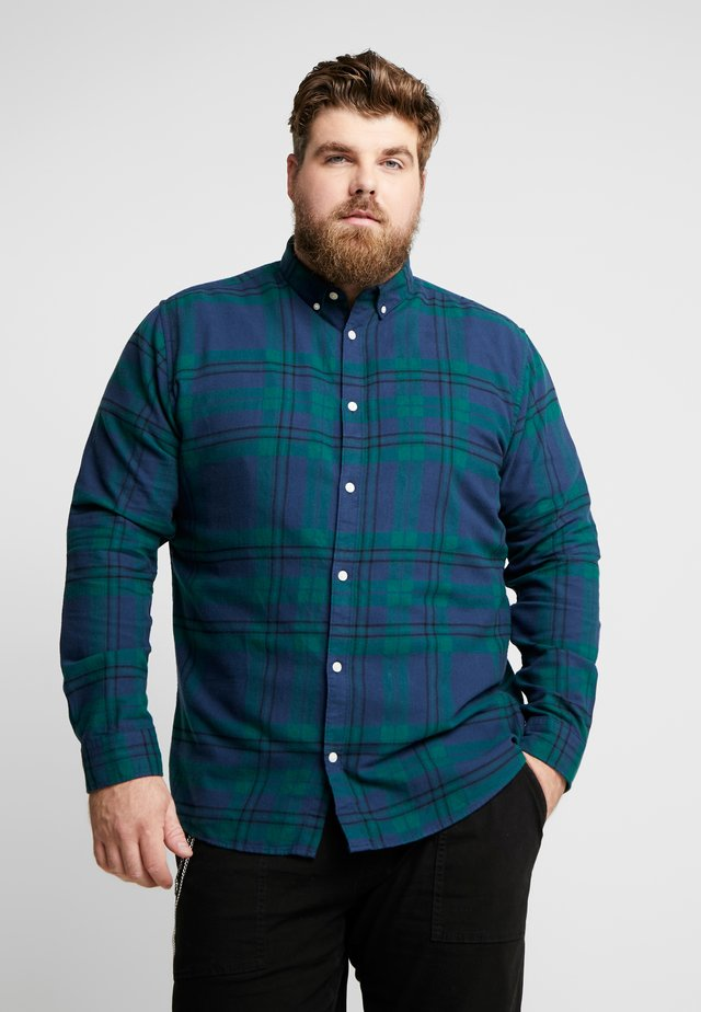 ONSODAN BUTTON DOWN - Camisa - forest night