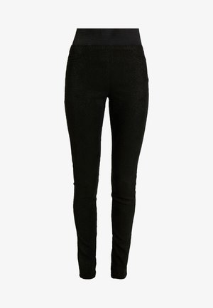 SHANTAL - Trousers - black