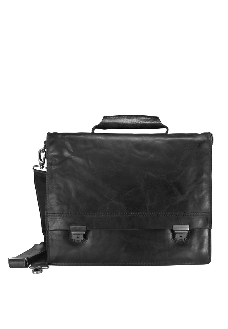 Harold's - SADDLE  - Briefcase - schwarz