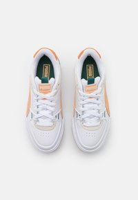 Puma - CALI SPORT MIX - Trainers - white/peach cobbler - 5
