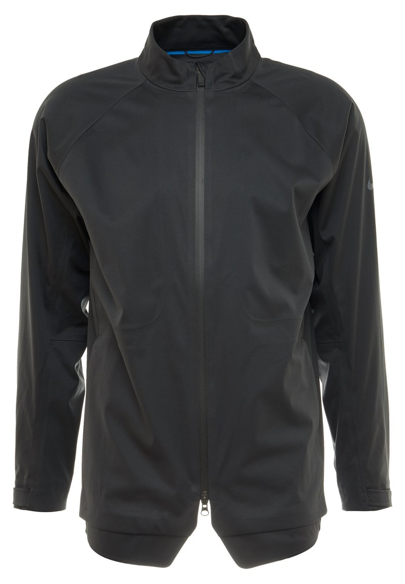 Nike Golf - Waterproof jacket - off noir/black/photo blue