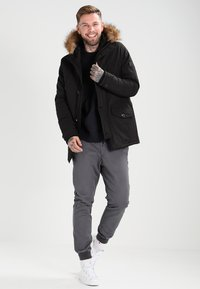 YOURTURN - Parka - black - 1