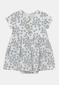 Lindex - Jersey dress - light dusty blue - 0