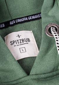 Spitzbub - JOHANNES-GUSTAV - Hoodie - green - 2