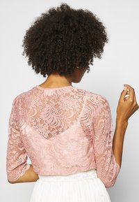Vila - VIMILLIE COVER UP - Cardigan - misty rose - 4