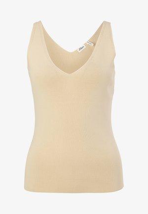 Top - light beige