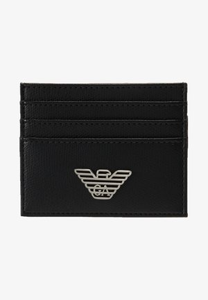 PORTA CARTE CREDITO - Business card holder - black