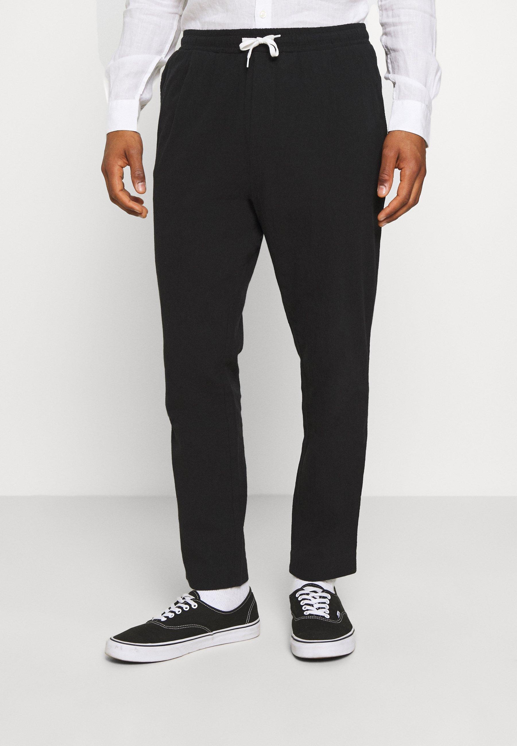 Homme THRILLER STRUCTURED TROUSERS - Pantalon de survêtement