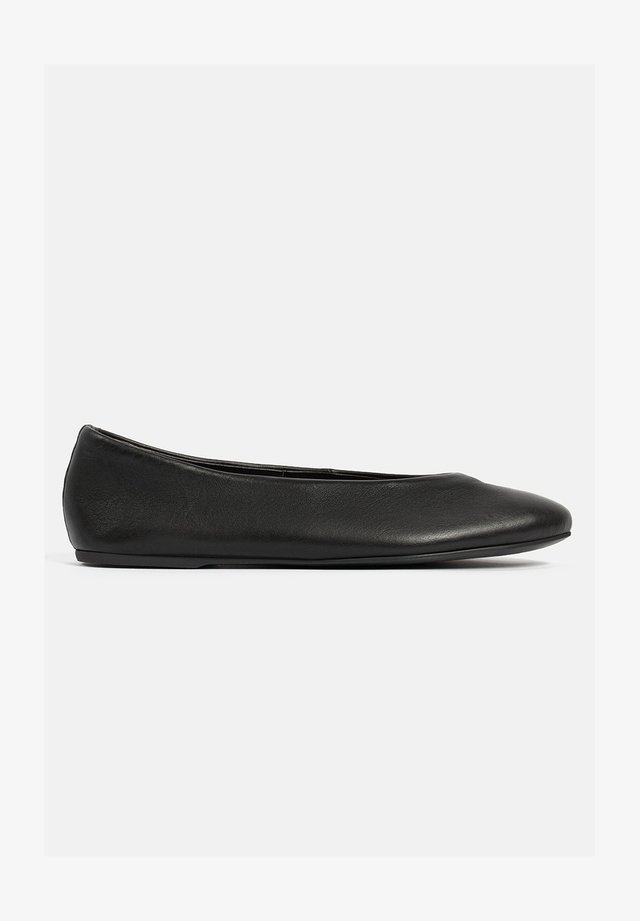 TELL ME ABOUT IT - Ballerines - black