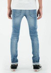 Garcia - XANDRO - Slim fit jeans - blue - 1