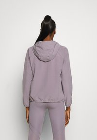 Under Armour - HOODED JACKET - Løperjakke - slate purple - 2