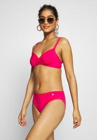 LASCANA - WIRE SET - Bikini - red - 1