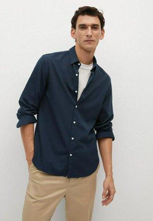 ARTHUR - Overhemd - dunkles marineblau