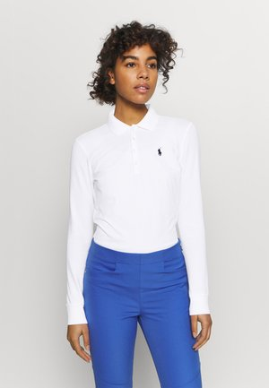 KATE LONG SLEEVE - Polotričko - pure white