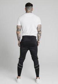 SIKSILK - FADE PANEL  - T-shirt print - white - 2
