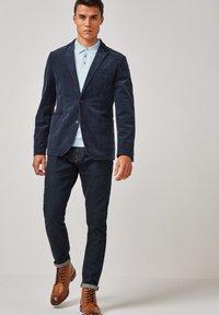 Next - CORD - Blazer jacket - blue - 1